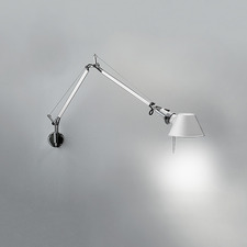 Tolomeo Mini Wall Light with J Bracket
