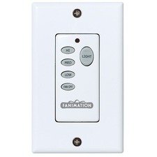 C25 Fand And Light Wall Control