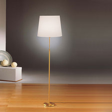 Illuminator 6354 Wide Shade Floor Lamp