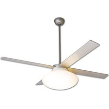 Cloud Ceiling Fan with Light