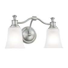 Sienna Bath Bar 2-Light