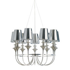Getty 9 Light Chandelier