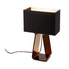 Tube Top Classic Small Table Lamp