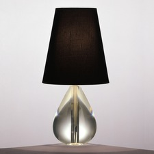 Claridge Mini Tear Drop Accent Lamp