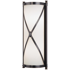 Chase Half Round Wall Sconce