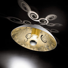 Decor Oro Ceiling Flush Mount