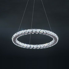 Circle Pendant LED Warm White