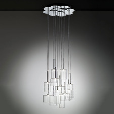 Spillray 12 Light Pendant