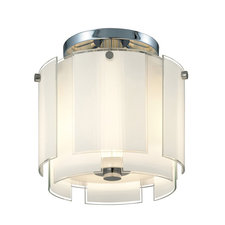 Velo Semi Flush Mount