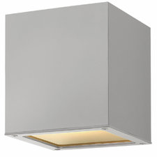 Kube Outdoor Flush Mount