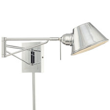 P611 Swing Arm Wall Sconce