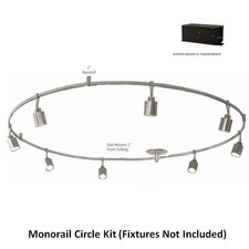 Monorail 12V Circle Kit 150W Remote Magnetic