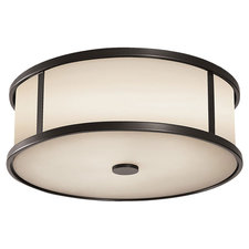 Dakota Outdoor Flush Mount