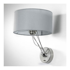 Lizzy Wall Sconce W / On Off Switch