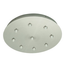 FJ 16 Inch Round 9 Port Canopy Without Transformer