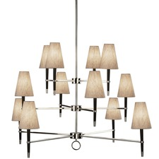 Ventana Three Tier Chandelier