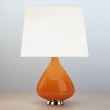 Capri Teardrop Table Lamp