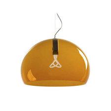 FL/Y Pendant with Plumen Bulb