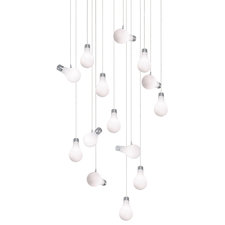 Bright Idea 14 Light Linear Suspension