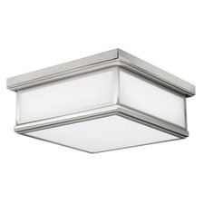 Avenue Kalla Square Incandescent Flush Mount