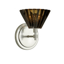 Ridge Crystal Wall Sconce