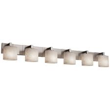Modular Oval Light Bath Bar