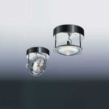 Frame Round Semi Flush Ceiling Mount