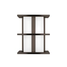 Modular Tubular Small Outdoor Wall Sconce