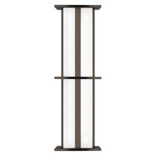 Modular Tubular Large Outdoor Wall Sconce