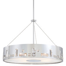 Bling Bang 5 Light Pendant