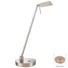 Georges Reading Room LED Triangle Head Desk Lamp