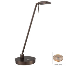 Georges Reading Room LED Square Head Desk Lamp
