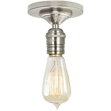 Retro Edison Ceiling Flush Mount