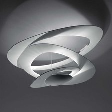 Pirce Halogen Semi Flush Ceiling Mount