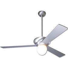 Altus Ceiling Fan with Large Light