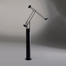 Tizio 35 with Floor Lamp Support