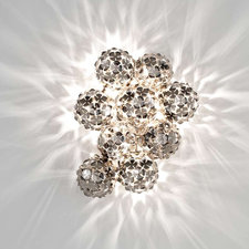 Ortenzia Cluster Wall Sconce