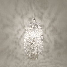 Sea Urchin Oblong Suspension Light