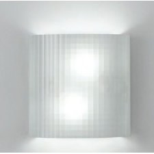 Facet 2X26W CFL Wall Light