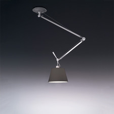 Tolomeo Off Center Suspension with Black Shade