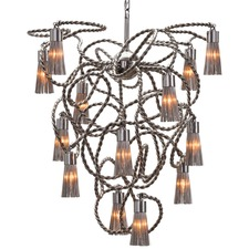 Sultans of Swing Conical Chandelier