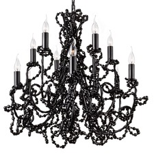 Coco Small Chandelier Round
