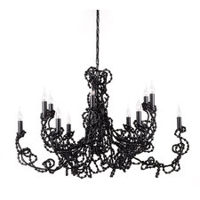 Coco Chandelier Oval