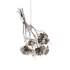 La Vie En Rose Bouquet Hanging Lamp