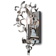 Flower Power Left Wall Sconce