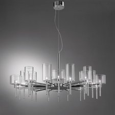 Spillray 20 Light Chandelier