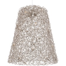 Crystal Waters Hanging Lamp Shade