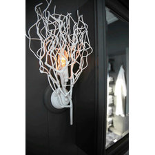 Hollywood Left Wall Sconce