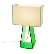 Tube Top Color Table Lamp