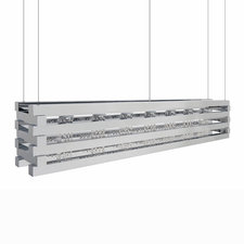 Bells of Nafin Linear Suspension with Crystal